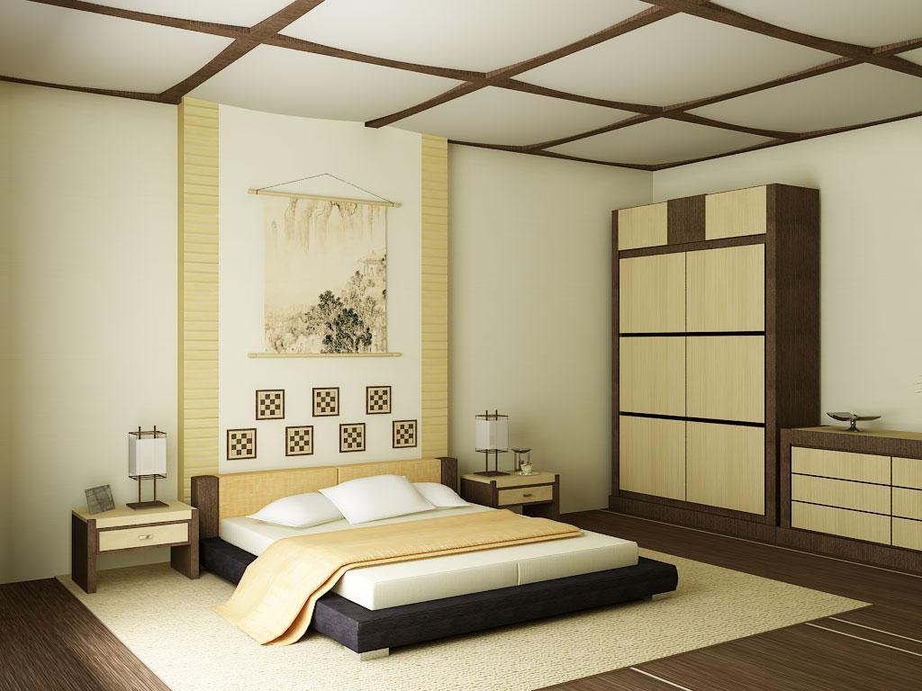 Японски стил в интериор на малки помещения