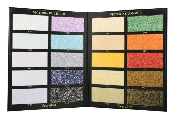 Колекция Версай Сильвер (Versailles Silver) Victoria DU Monde - изискана луксозна колекция