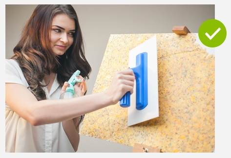 бърз ремонт на стени